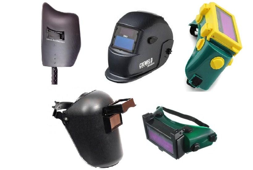 Harga Topeng Las Otomatis dan Biasa