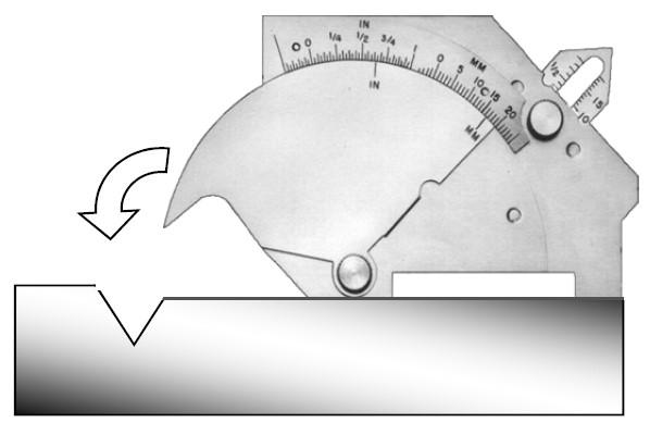 Cara Mengukur Kedalaman Cacat pada Permukaan Material