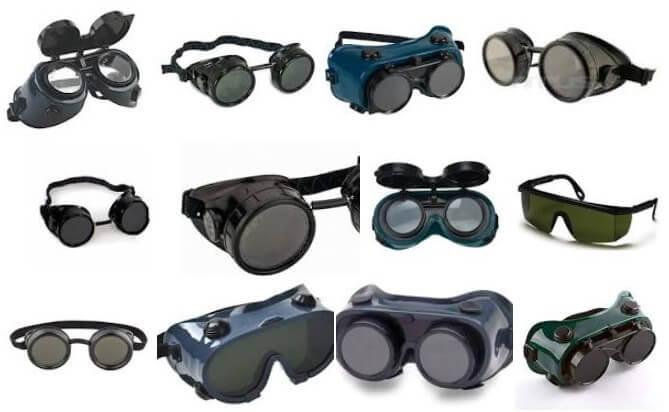 Kacamata Las