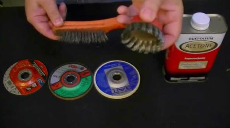 Peralatan dan Bahan Untuk Mengelas Aluminium